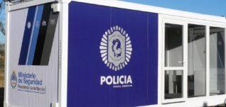 Móvil Ministerio de Seguridad - Acerolatina